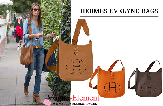 Hermes Evelyne Bag Replica
