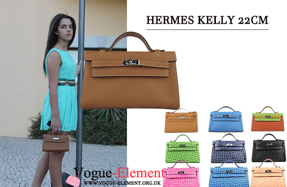 Replica Hermes Kelly 22cm Bags