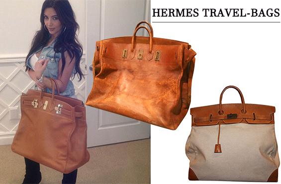 Replica Hermes Travel Bags